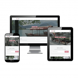 dundee web design - The Cait Escape