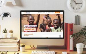 charity website development dundee