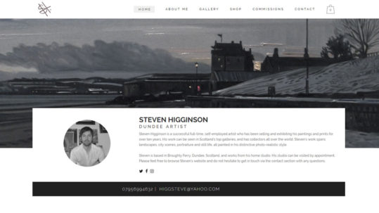 web design in dundee ecommerce