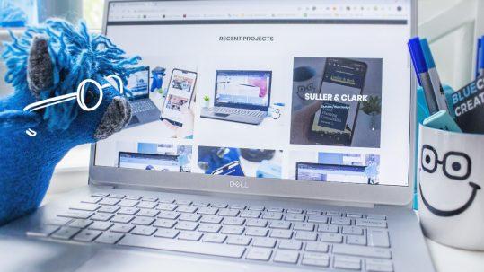 BlueCoo Website Design Perth Portfolio