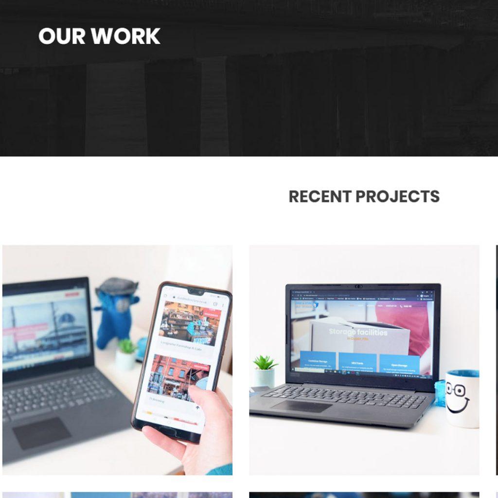 web design development angus