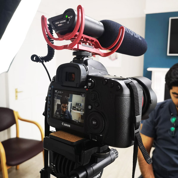 videography commercial dundee