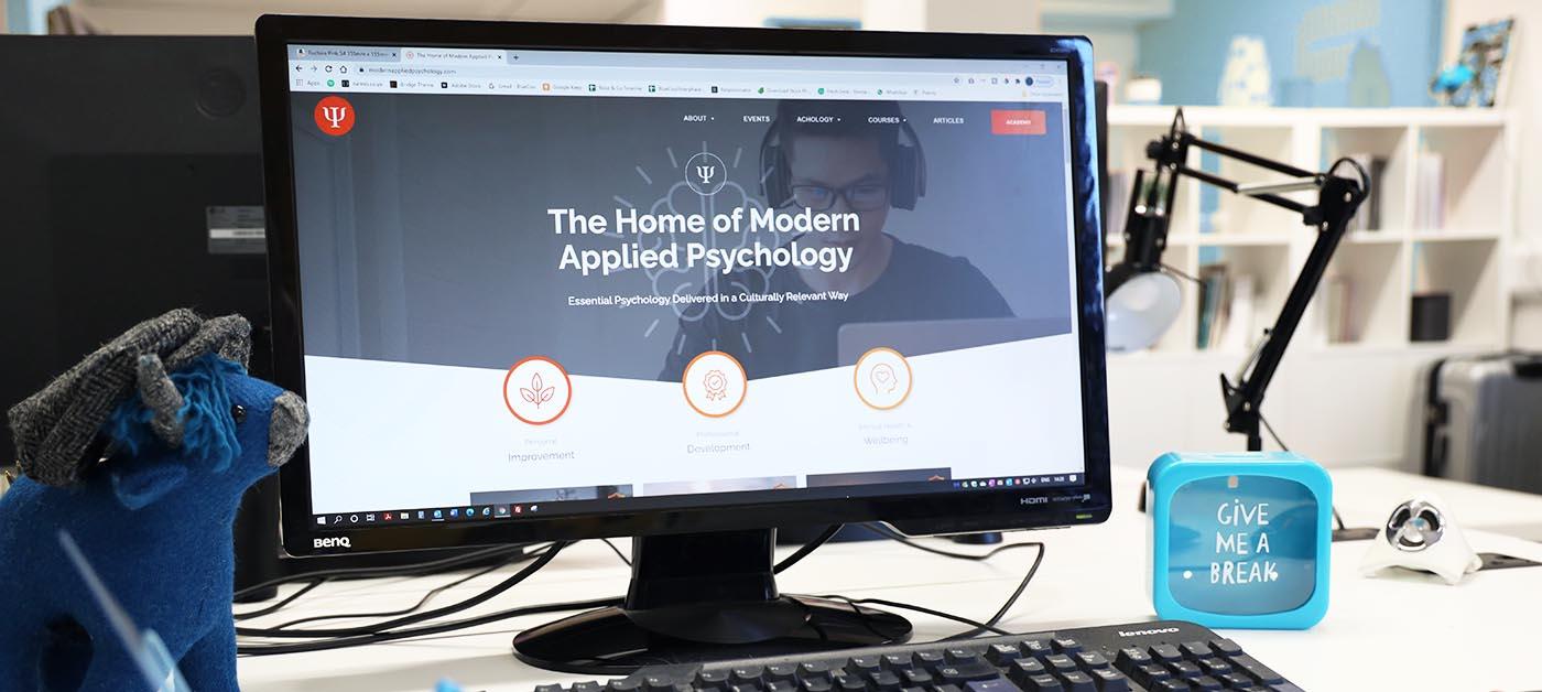 dundee web design case study